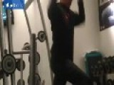 Working Obama Workout Video