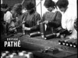 Women Munition Workers 1914-1918