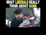 What Liberals Think Of Guns