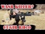 WASR Killer? RH10 FARM Test!