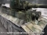 World War 2: Battle Of The Bulge Ardennes Offensive - American Anti-tank Guns Ambush A Platoon Of German Tiger Tanks