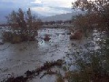 Weird Flash Flood In Thousand Palms California