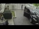 WATCH Men Try To Rob The Wrong Woman, See How She Handles Them!!