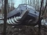 Weird Machines Wonder Vehicle #ZIL-29061