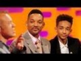 Will & Jaden Smith, DJ Jazzy Jeff And Alfonso Ribeiro Rap! - The Graham Norton Show BBC 1