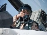 What's Behind American Praise Of The Female Pilot Who Bombed ISIS?
