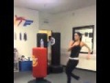 Watch !!! Amazing Kick This Woman