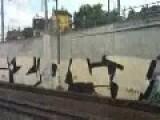 Welcome To Zürich 2047 , RACS , YOURZ Graffiti
