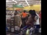 Walmart Fight Over Water Before Hurricane Matthews Arrives