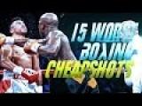 Worst Boxing Cheapshots