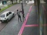Woman Is Kidnapped In Brazil, Broad Daylight