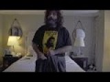 Wrestler Mick Foley Talks About Doing Yoga