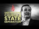 Watch Ted Cruz's Daddy Tell Us Why The Bible Should Be Used In Govt