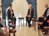 Wikileaks Australia Meets Bashar Al-Assad