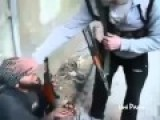 What Works Syrian Mujahid When He Runs Out Of Ammunition
