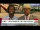 Witnesses Say Michael Brown Shot With His Hands Up