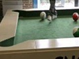 What Happens When You Combine Soccer And Billiards?