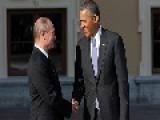 World Powers See Assad As Bulwark Against Islamic State