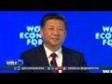 Xi Steps Forward To Fill Global Leadership Vacuum
