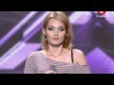 X-Factor Auditions: Ukraine Aida Nikolaichuk Amazing Voice Shocks The World