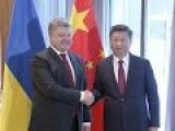 Xi Says China Is Committed To Ukraine Development