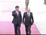 Xi Says China Is Committed To Join Hands With Russia