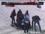X-Games Big Snowmobile Crash