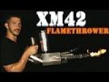 XM42 Flamethrower |FULL REVIEW| Civilian Legal Flamethrower