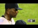 Yankee Pitcher Pineda Ejected For Using Pine Tar In Game Vs Red Sox
