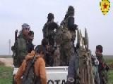 YPG Forces Batting ISIS Along Side Of Peshmerga In Shingal