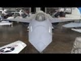 YF-23 Black Widow Walk Around
