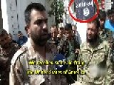 Yet Another US-Backed Syrian Rebel Group Makes Peace With ISIS
