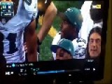 Your WTF For Tonight - LeSean McCoy Eats A Booger On FOX