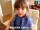 Young German Girl Loves To Learn Chinese