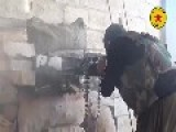 YPG´s Eastern Kobane Front Fighting Against Turkey´s ISIS Terrorists