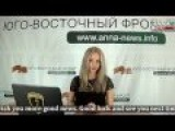 Yelena Krasovskaya And Anna News For November 15 2014