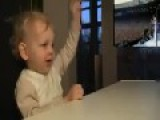 Youngest Freddie Mercury Fan Rocks -Out