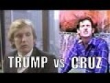 Young Donald Trump Vs Young Ted Cruz