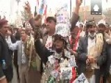 Yemen: Saleh Supporters Protest Against Saudi-led Air Strikes
