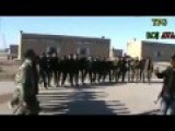 Ypg Fighters Dancing After Victory In Til Meruf