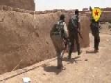 YPG Operation Against ISIS Thugs In West Serekaniye