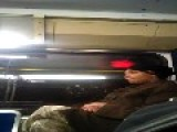 Yet Another Example Of The Strange Types Of People You Come Across While Riding Public Transportation In Philadelphia