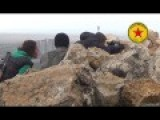 YPG Attack On Isis In Eastern And Southern Villages Of Kobani