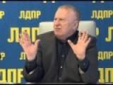 Zhirinovsky: Turkey Is Finished We Need Only Not To Interrupt The Destruction Of Turkey