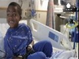 Zion Harvey, 8, Becomes Youngest To Receive Double Hand Transplant