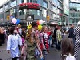 Zombies Invade Downtown Toronto