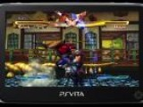 Street Fighter X Tekken Vita - Tekken Gameplay