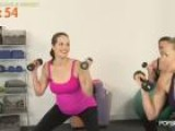 10-Minute Prenatal Workout From The Trainer Who Kept Heidi Klum In Shape During Her Pregnancies!