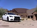 2013 Lexus LS And Lexus F Sport Review