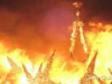 25th Annual Burning Man As Fiery As Ever